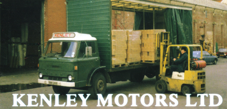History, Kenley Motors Ltd